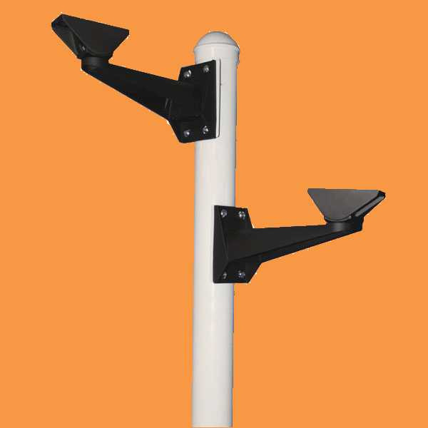 EyeTrax Modular Pole Mounting System