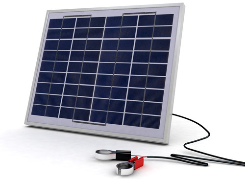 SolarLand SLCK-010-12 Portable Battery Charging Kit