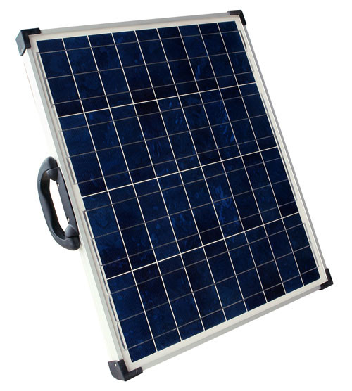 SolarLand SLCK-040-12 Portable Battery Charging Kit