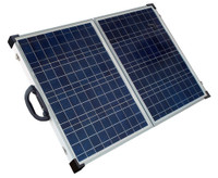 SolarLand SLP080F-12SUSB Portable Battery Charging Kit