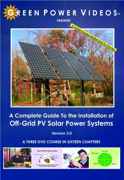 Green Power's Complete Guide to Off Grid Solar PV Power Systems