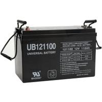 UPG Battery Bank (12VDC, 440Ah)