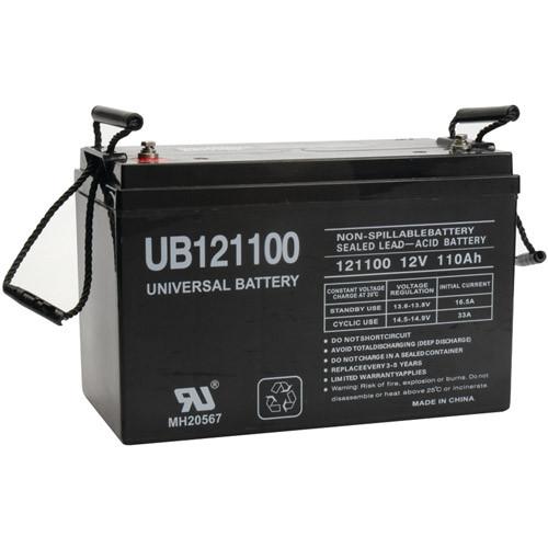 UPG Battery Bank (48VDC, 440Ah)