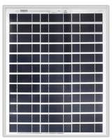 Ameresco AMS040J 40W 12V Solar Panel (AMS040J)