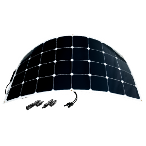 GO POWER! 100W Solar Flex Expansion Kit