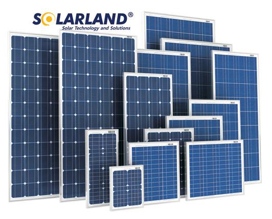 SolarLand SLP160S-12 160W 12V Solar Panel