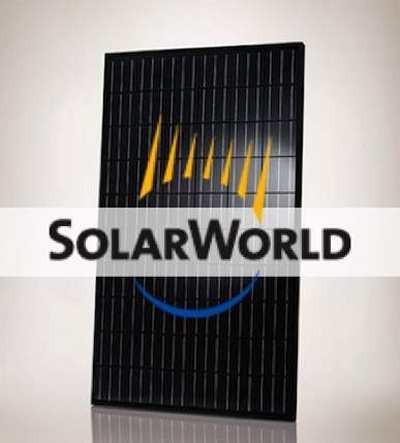 SolarWorld SunModule Plus 285 Watt 24 Volt Solar PV Panel (SW285M)