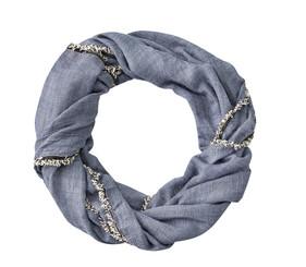 Wool Circle Scarf