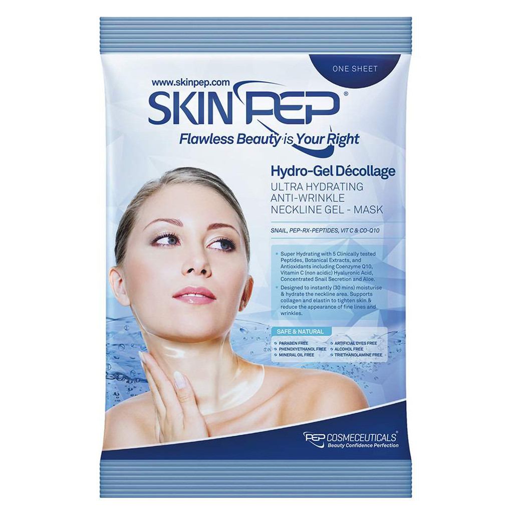 Collagen Growth Factor Decolletage Mask