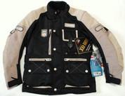 "Hein Gericke Rallye 2 Tuareg Jacket  Size Small   38"" Chest"