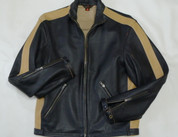 "Hein Gericke Retro Speedware Jacket Size S 38"" Chest"