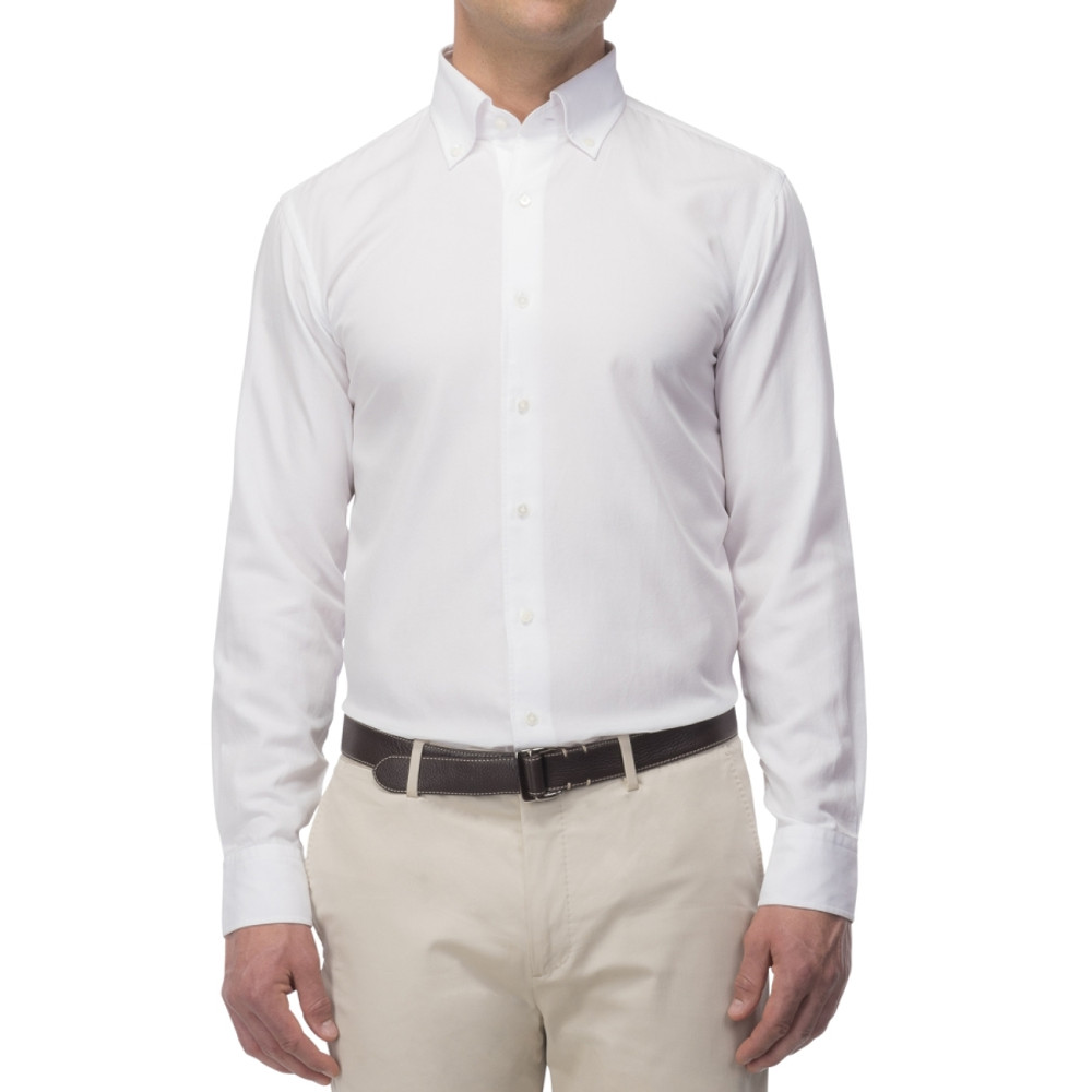 Collection perfect pinpoint dress shirt with button down for Perfect white dress shirt