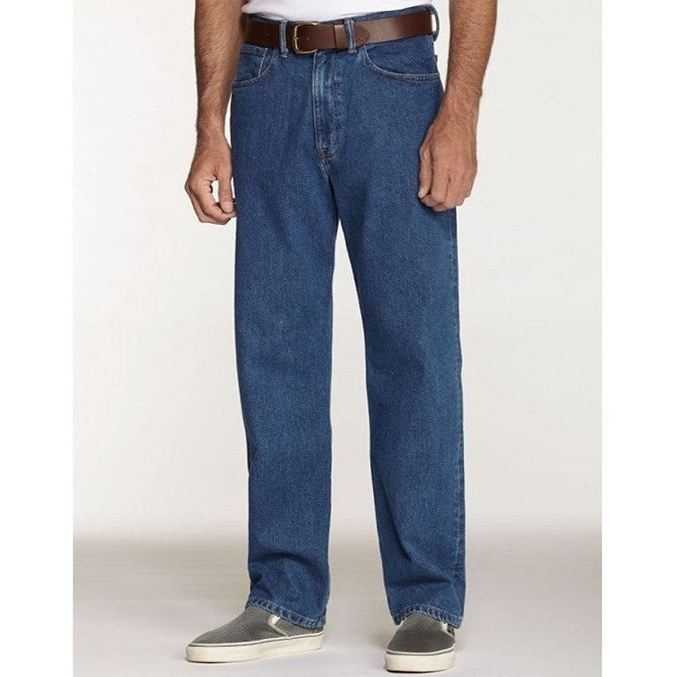 The Relaxed Fit Standard Jean in Stonewash by Pendleton