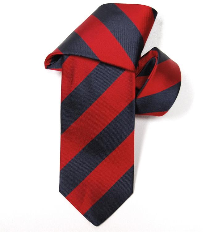 'Brigade of Guards' Regimental Stripe Tie by Gitman Brothers