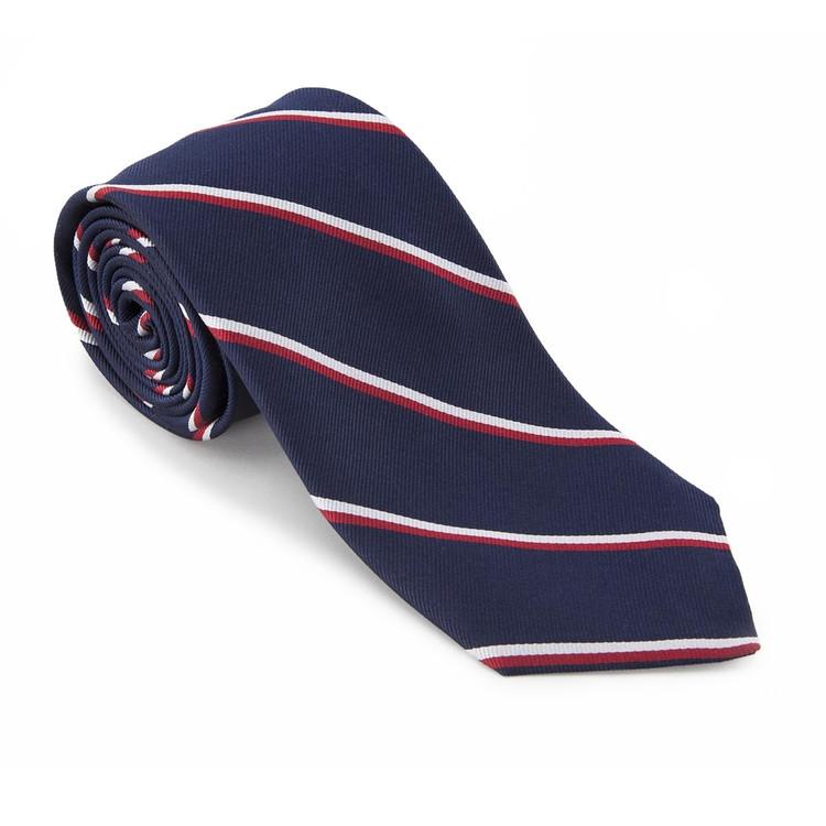 'Royal Navy' British Regimental Tie by Robert Talbott