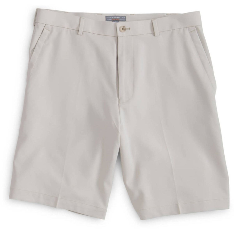 Salem Element 4 Performance Short in Stone by Peter Millar
