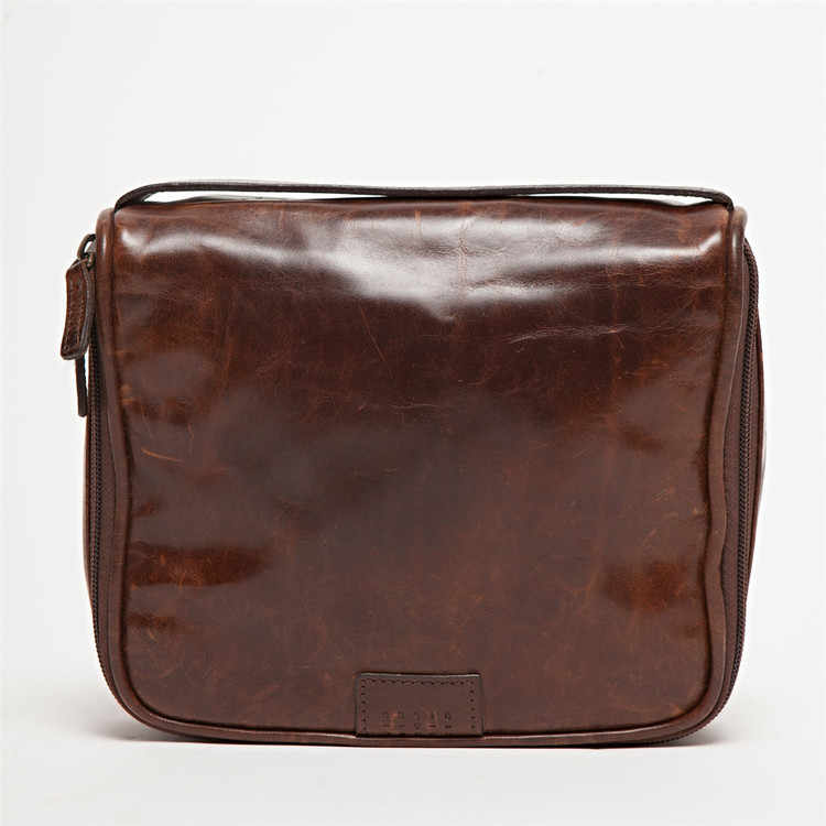 Donald Dopp Kit in Brompton Brown by Moore & Giles
