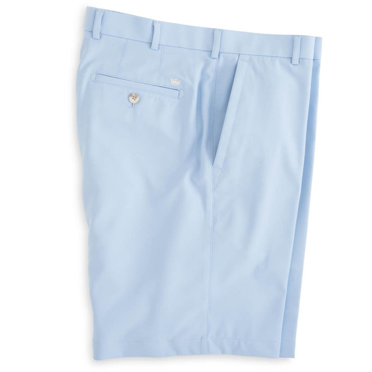Salem Element 4 Performance Short in Cottage Blue by Peter Millar