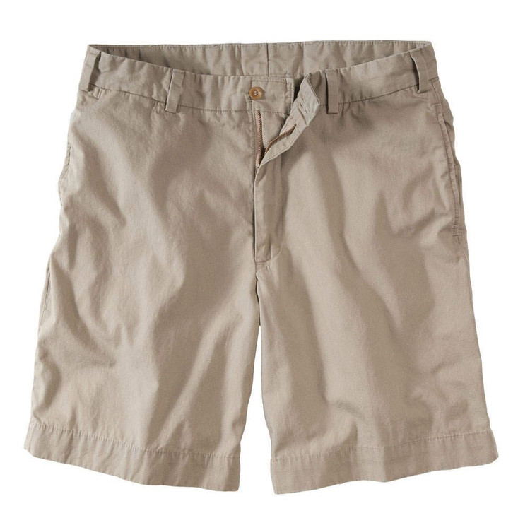 Lightweight Cotton Poplin Short in Khaki (Model M1, Size 31) by Bills Khakis