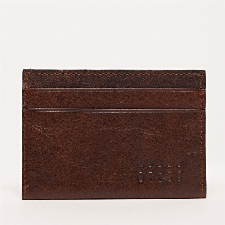 License Wallet in Mad Dog by Moore & Giles