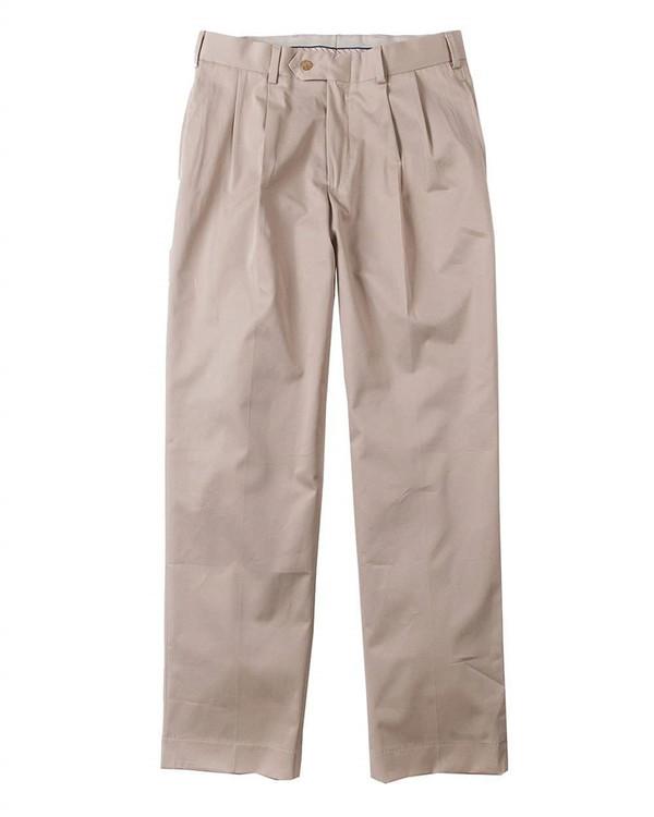 Cotton Gabardine Pant in Khaki (Model M2P, Size 44) by Bills Khakis