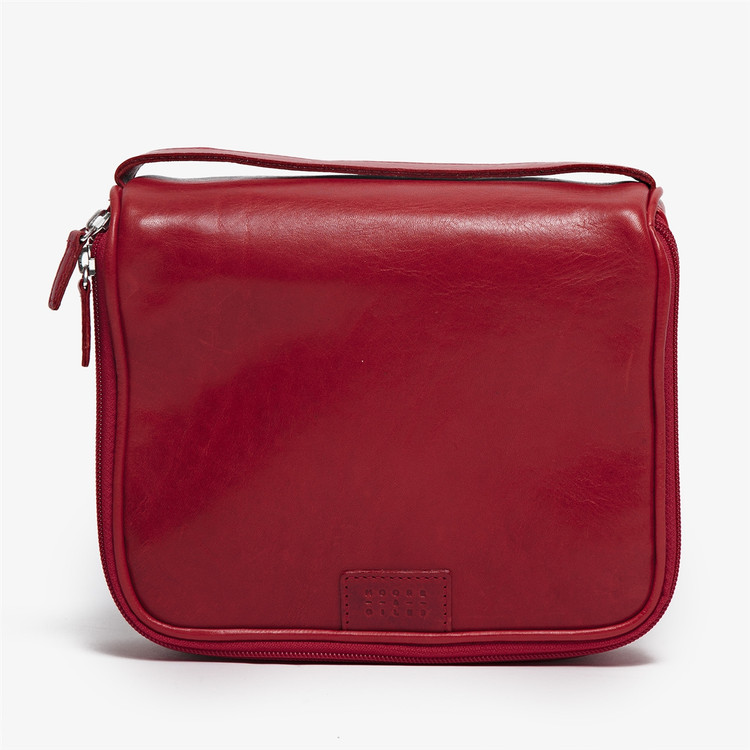 Donald Dopp Kit in Cardinal Red by Moore & Giles