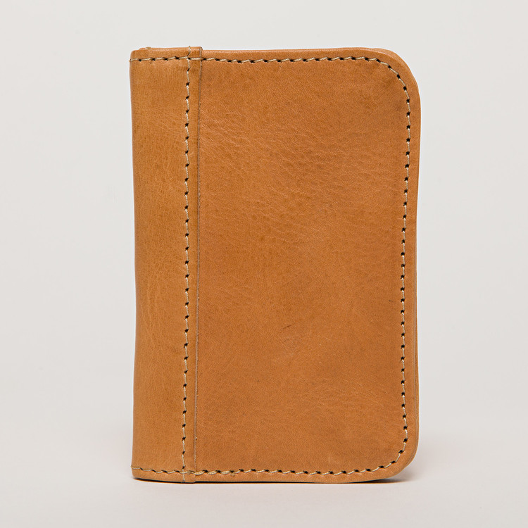 Snap Card Case in Virginia Natural by Moore & Giles