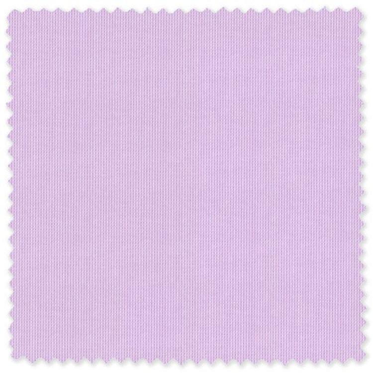Lilac Pique 100's 2-Ply Cotton Broadcloth Custom Dress Shirt by Skip Gambert