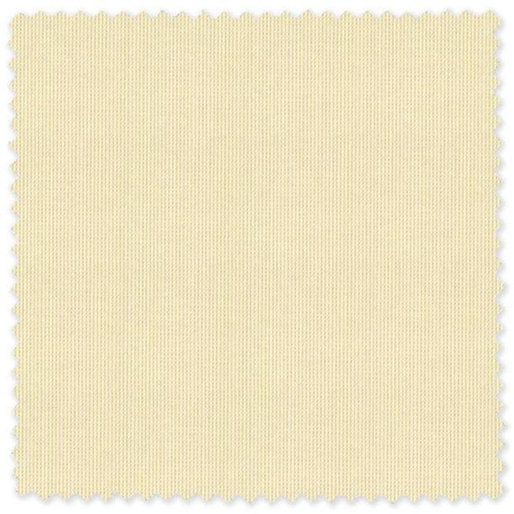 Yellow Pique 100's 2-Ply Cotton Broadcloth Custom Dress Shirt by Skip Gambert