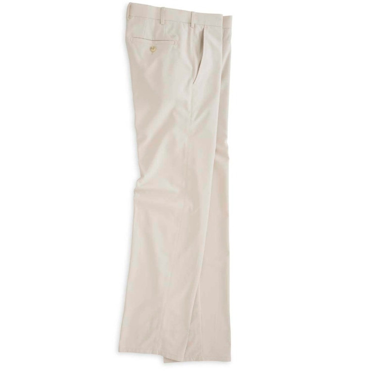 Durham 'Crown Sport' Performance Pant in Stone by Peter Millar