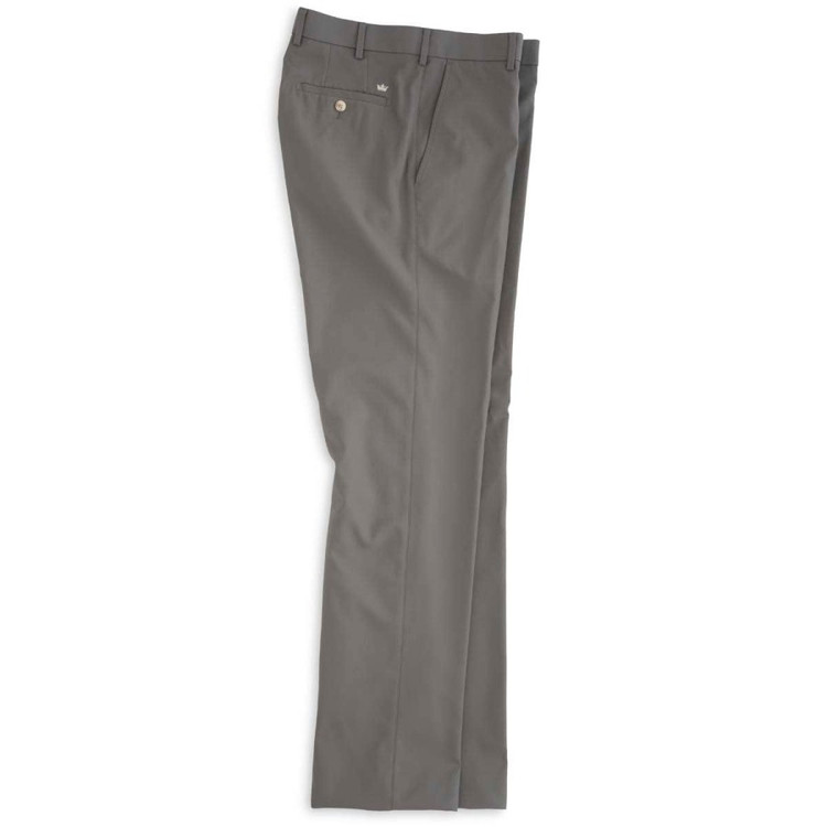 Durham 'Crown Sport' Performance Pant in Smoke by Peter Millar