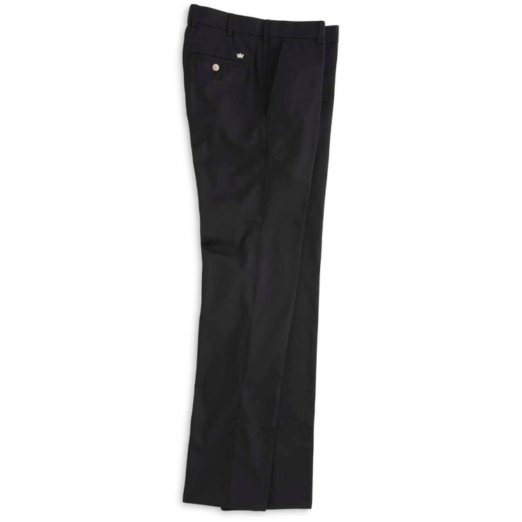 Durham 'Crown Sport' Performance Pant in Black by Peter Millar