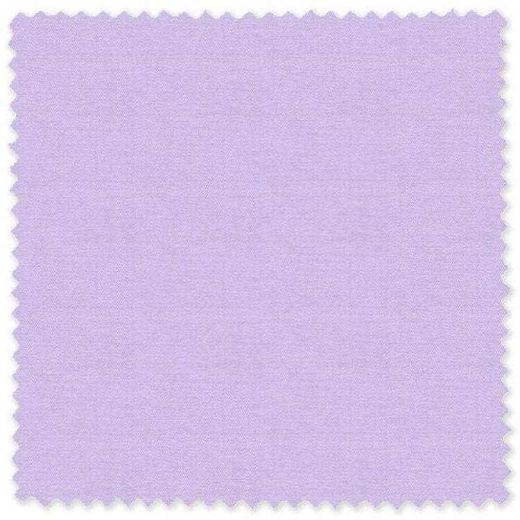Lavender 'Classic 120's' Cotton Herringbone Custom Dress Shirt by Skip Gambert