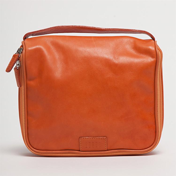 Donald Dopp Kit in Orange by Moore & Giles