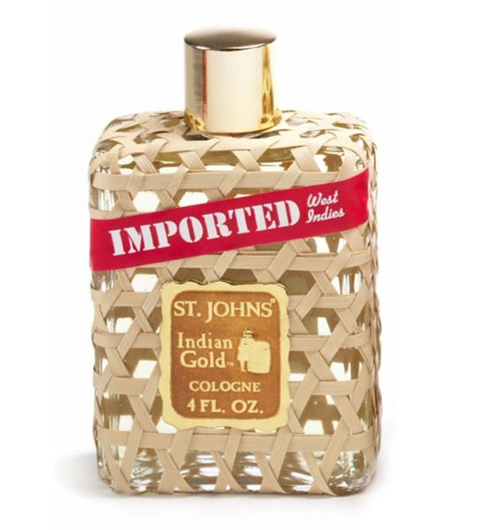 'Indian Gold' Cologne Spray by St Johns