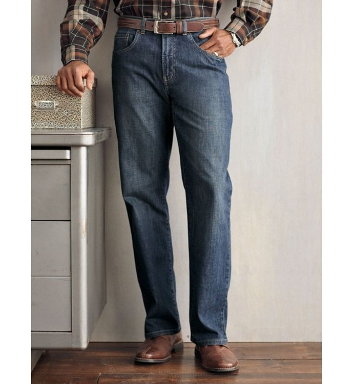 Urban Jeans in Indigo Denim by Pendleton