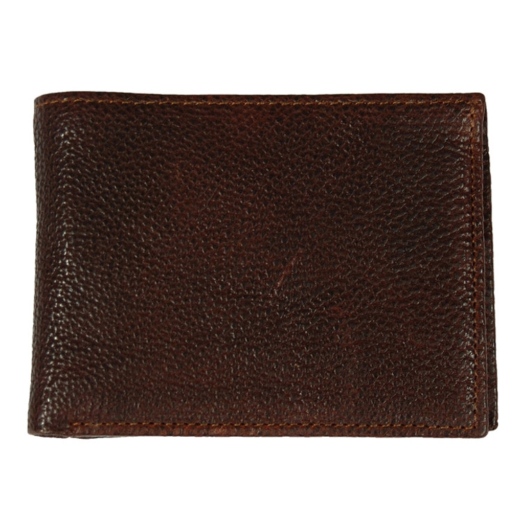 Bi-Fold Wallet in Brunswick Terra by Moore & Giles