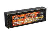 Gens Ace 5000mah 7.4V 40C Hard Case Lipo Deans