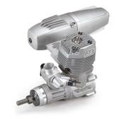 OS 55AX (40K) Engine w/E-3071 silencer