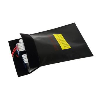 LiPo Safe Charging / Storage Bag Black