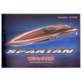 Traxxas 5799 Owners Manual, Spartan