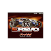 Traxxas Owners Manual E-Revo 5699