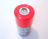 Tamiya Polycarbonate 100ml Spray - Fluorescent Red