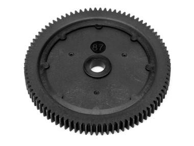 HPI 86946 Spur Gear 87T (48 Pitch)