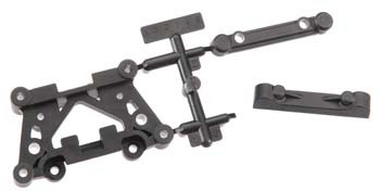 ARRMA 330168 Suspension Mount Set Front (ARR330168 )