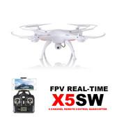 Syma X5SW-1 Explorers 2 Wifi FPV 2.4G RC Quadcopter
