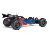 ARRMA RAIDER MEGA DESERT BUGGY WITH BATTERY & CHARGER (RED)
