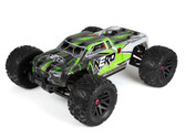 ARRMA NERO BLX 4WD MONSTER TRUCK - DIFF BRAIN OPTIONAL (GREEN)