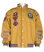 Nascar-style racing jacket. Lining inlaid with Omega history. Omega diecast snaps. 100% cotton.