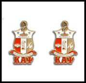 Kappa Alpha Psi Coat of Arms cuff links